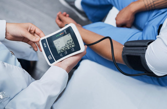 6 WAYS TO REDUCE YOUR HIGH BLOOD PRESSURE
